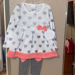 NWT Toddler 2 piece set